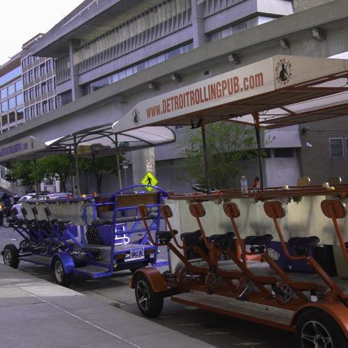 Pedal Bar Detroit