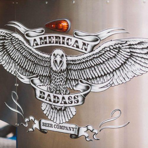 Kid Rock's American Badass Beer Company
