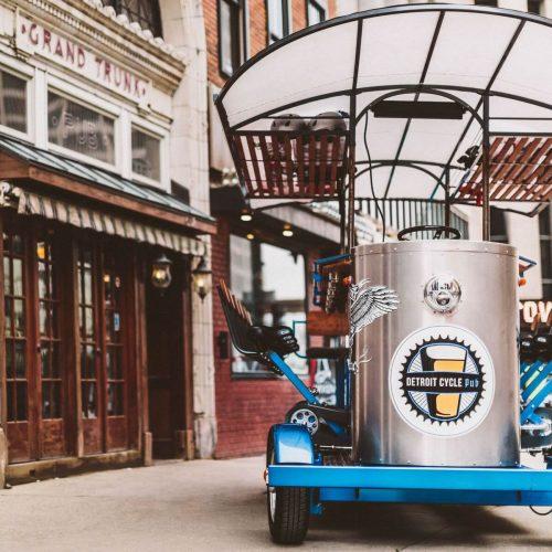 Detroit Cycle Pubv