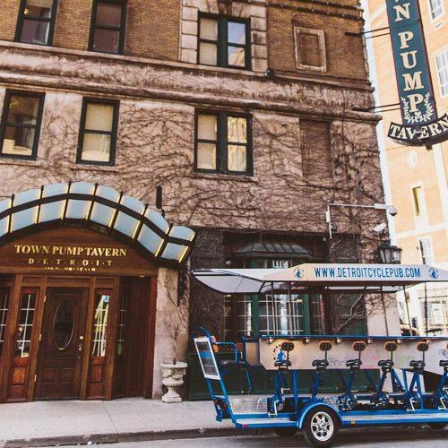 Detroit's Best Cycle Pub